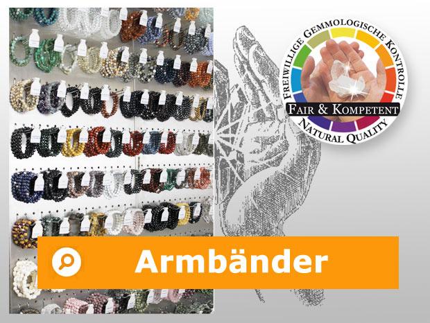 Armbänder aus unserer 'Bracelet factory'
