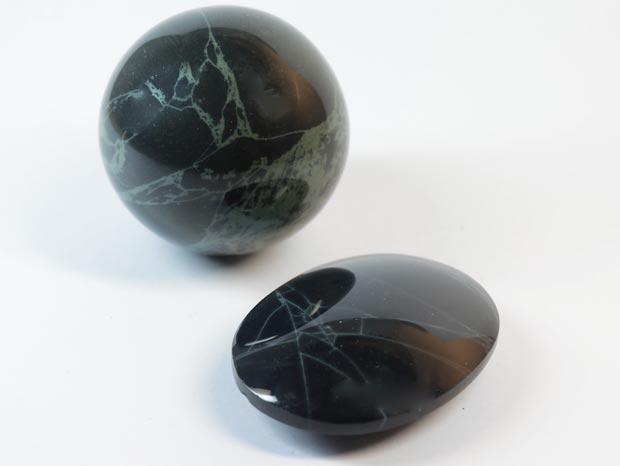 Spiderweb-Obsidian
